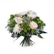 Ramo Primaveral con Anthurium y rosas - Flores a Domicilio