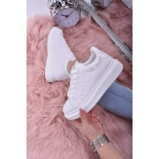 Adidasi Blanca Fashion XobStar