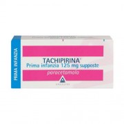 ANGELINI SpA TACHIPIRINA*PRIMA INFANZIA 10 SUPPOSTE 125MG