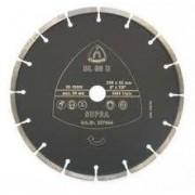 Disc diamantat Klingspor DL 80 U 125x22.23 mm