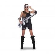 Xenos SWAT verkleedpak - maat L/XL