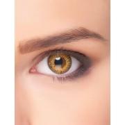 Vegaoo Kontaktlinsen Fantasie Tigerauge Erwachsene