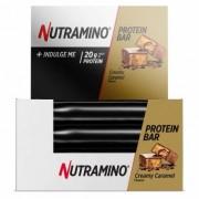 Nutramino 12 x Nutramino Proteinbar Caramel 64g