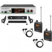 Sistem Monitor in ear fara fir Sennheiser EW 300-2 IEM G3