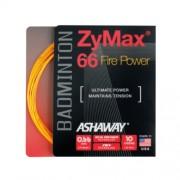 Ashaway Zymax 66 Fire Power narancs tollaslabda húr