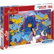 Puzzle Disney Alladin Clementoni 104 piese
