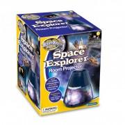 Proiector camera Imagini spatiale Space Explorer Brainstorm Toys, 24 imagini, Multicolor
