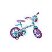 Bicicleta Infantil Disney Frozen Aro 12 - Brinquedos Bandeirante