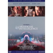 A.I.: Artificial Intelligence [P&S] [2 Discs] [DVD] [2001]