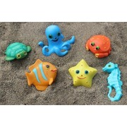 Curious Minds Busy Bags Pool Dive - Sea Creatures - Sandbox toy - Summer toy