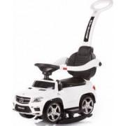 Masinuta de impins Chipolino Mercedes Benz GL63 AMG white