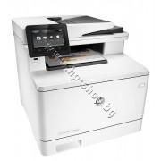 Принтер HP Color LaserJet Pro M477fdw mfp, p/n CF379A - HP цветен лазерен принтер, копир, скенер и факс