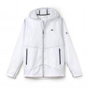 Lacoste Novak Djokovic Jacket Exclusive Edition White M
