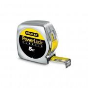 Stanley Flexometro Medicion Con Freno 10Mt-25,0Mm Abs Powerlock Stanley
