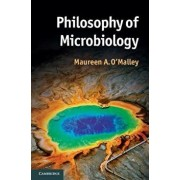 Philosophy of Microbiology, Paperback/Maureen O'Malley