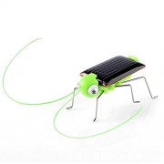 Lookatool Children Educational Solar Powered Robot Toy Solar Powered Toy Gadget Christmas Gifts (Grasshopper Robot)