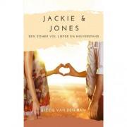 Jackie en Jones: een zomer vol liefde en misverstand - Lizzie Van den Ham
