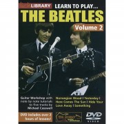 Roadrock International Lick Library: Learn To Play The Beatles 2 DVD