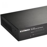 Суич EDIMAX ES-1008P, 8 PoE порта, 10/100Mbps