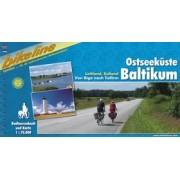 Fietsgids Bikeline Ostseekuste Baltikum - Baltische Staten: Estland, Letland | Esterbauer