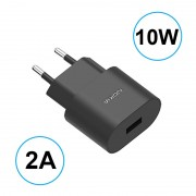 Nokia AD-10WE USB Wall Charger - 10W, 2A - Black