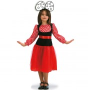 Costum soricica Minnie 4-5 ani