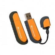 Transcend V series JetFlash V70, 8GB 8GB USB 2.0 Capacity Arancione unità flash USB