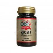 Productos OBIRE Acai (euterpe oleracea) (extracto seco) 100 comprimidos - obire - complementos alimenticios