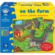 Puzzle Orchard Toys On The Farm