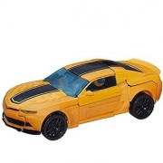 SHRIBOSSJI Robot to Car Converting Transformer Toy For Kids (Yellow)