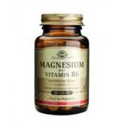 Magnesium cu vitamina b6 100tbl SOLGAR