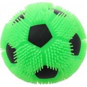 Toi-toys Pufferbal Voetbal Groen 13 Cm