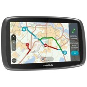 "TomTom GO 610 Fisso 6"" Touch screen 300g Nero, Argento navigatore"