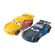 Set De Masinute Disney Cars 3 Flip To The Finish Rusteze Cruz Ramirez Jackson Storm