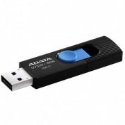 USB DRIVE, 16GB, A-DATA UV320, USB3.1, Black (AUV320-16G-RBK)