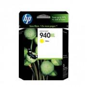 HP 940 XL Y med chip C4909AE Original bläckpatron -28 ml