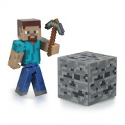 Minecraft Overworld Series 1: Steve? Action Figure
