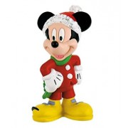 Figurina Mickey Mouse, Craciun