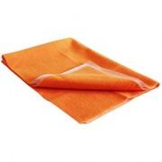 Dream Care Ninnu Water Proof Medium Size 70x100cm Orange Baby Sheet