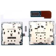 Micro SD-kaart & SIM-kaartlezer Flex-kabel voor Galaxy Tab S2 9.7 4G / T819
