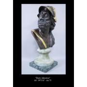 Menelaosz spártai király mellszobra