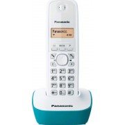 Phone, Panasonic KX-TG1611, DECT, Blue (1015052)