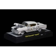 1958 Chevrolet Impala (12-21) M2 Machines 100 Years of Chevrolet Auto Dreams 2012 Castline 1:64 Scal