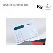 Ksenia Dotyková klávesnica ergo