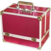 Pride Unique to store cosmetics Vanity Box (Pink)