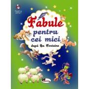 Fabule pentru cei mici dupa La Fontaine