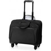 "HP Business 4 Wheel Roller Case - Estojo para notebook - 17.3"" - para Chromebook 11 G6, 14 G5, EliteBook 1050 G1, ProBook 64X G"