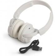 HEADPHONES, JBL T450 BT - Bluetooth слушалки с микрофон за iPhone, iPod, iPad и мобилни устройства, Бял (JBLT450BTWH)
