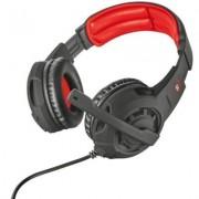 Trust Słuchawki GXT 310 Czarno-czerwony
