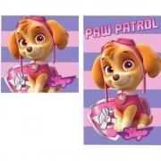Paw Patrol Handduk 2-Pack Lila